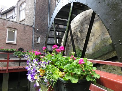 Working mill & bakery in Maastricht