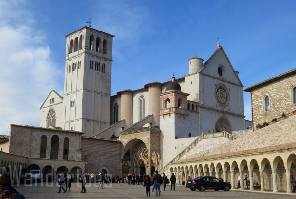 Assissi Church Watermark