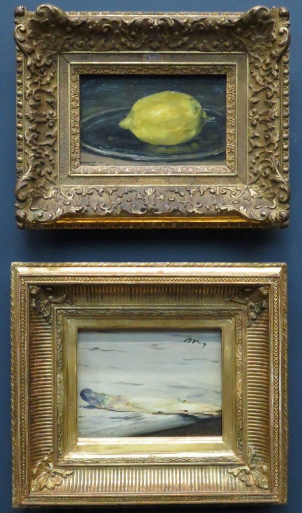 Manet Still Life