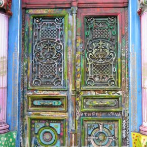 Doors of Paris