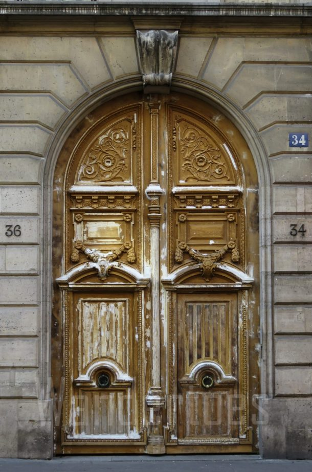 ParisOcreDoor Watermark