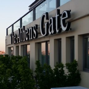 The Athens Gate Hotel Review