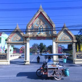 Roadside Thailand