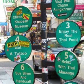 Bangkok: Khao San Road