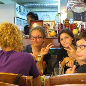 Schnitzel off Khao San: Shoshana Restaurant