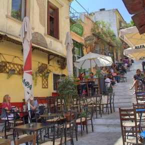 5 Top Places to Eat in Plaka