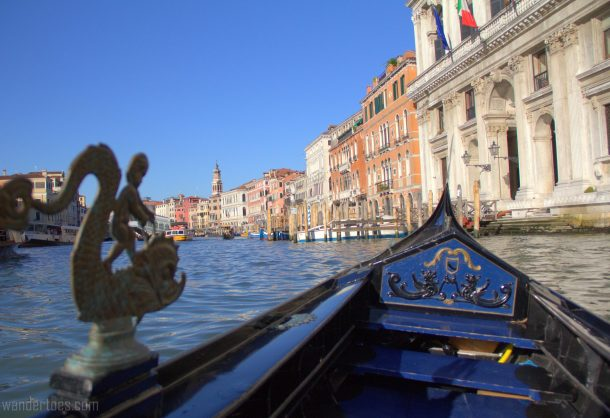 Grand Canal Alex Hai Venice Italy private tour gondola