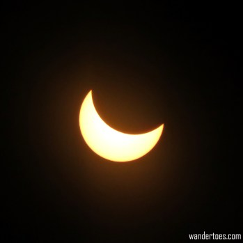 Eclipse 2017 totality photos