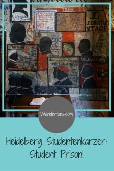 Heidelberg Studentenkarzer Student Prison