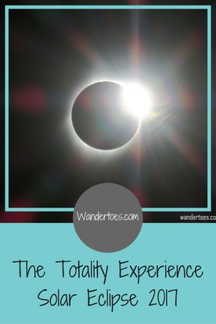 Solar Eclipse 2017 Totality