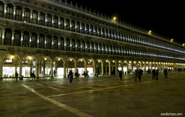 Piazza San Marco Hidden Treasures Venice Italy