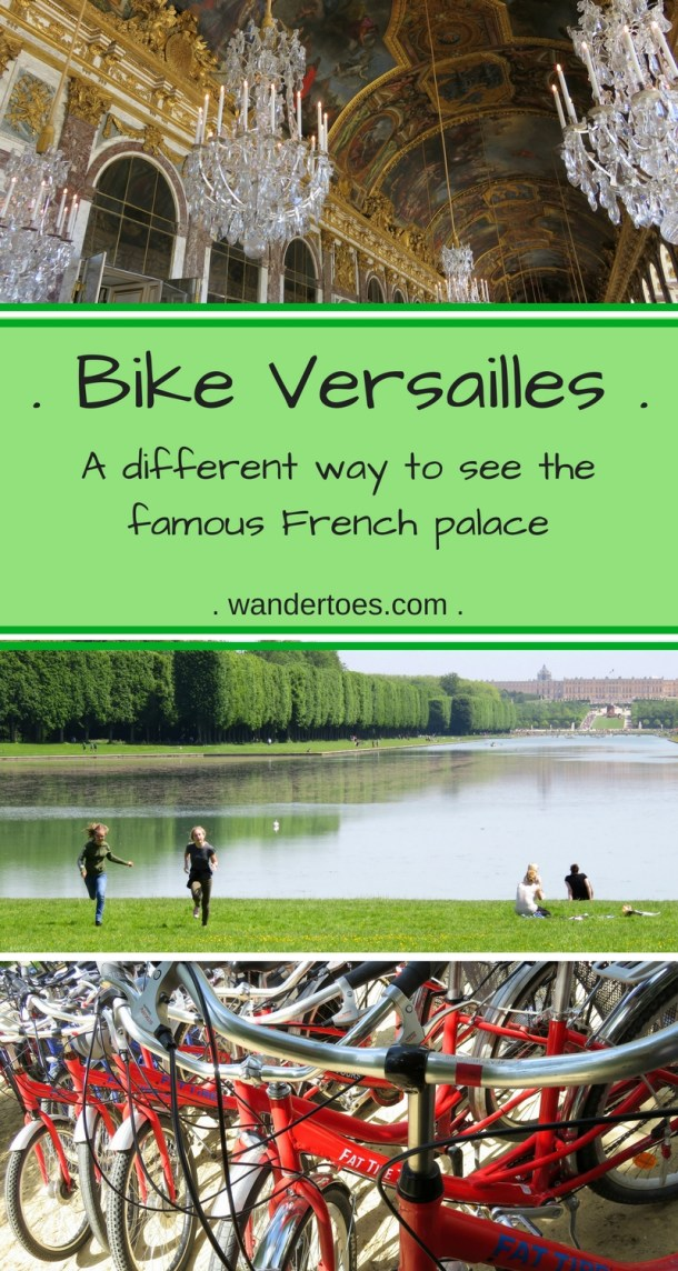 Bike Versailles France (1)
