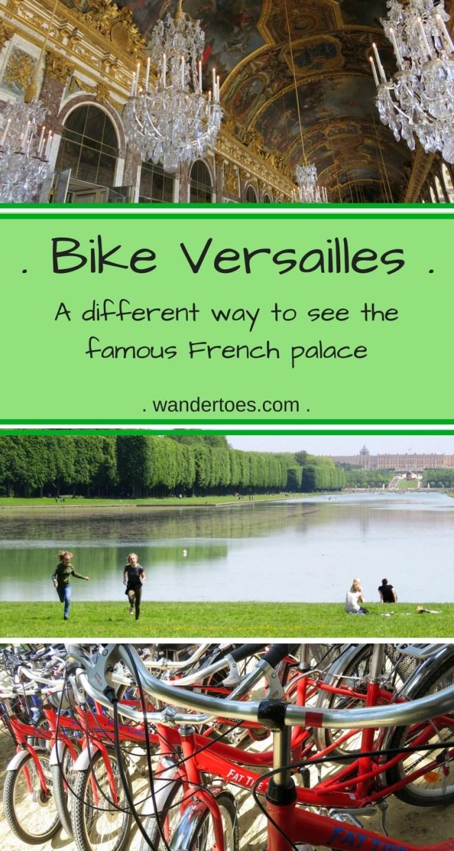 Bike Versailles France (1)