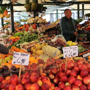 Rialto Market: Food, Culture and History in the Heart of Venice, Italy