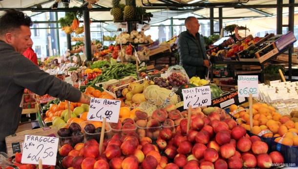 Rialto Market Venice | Venice Rialto Market | Venice Food Market