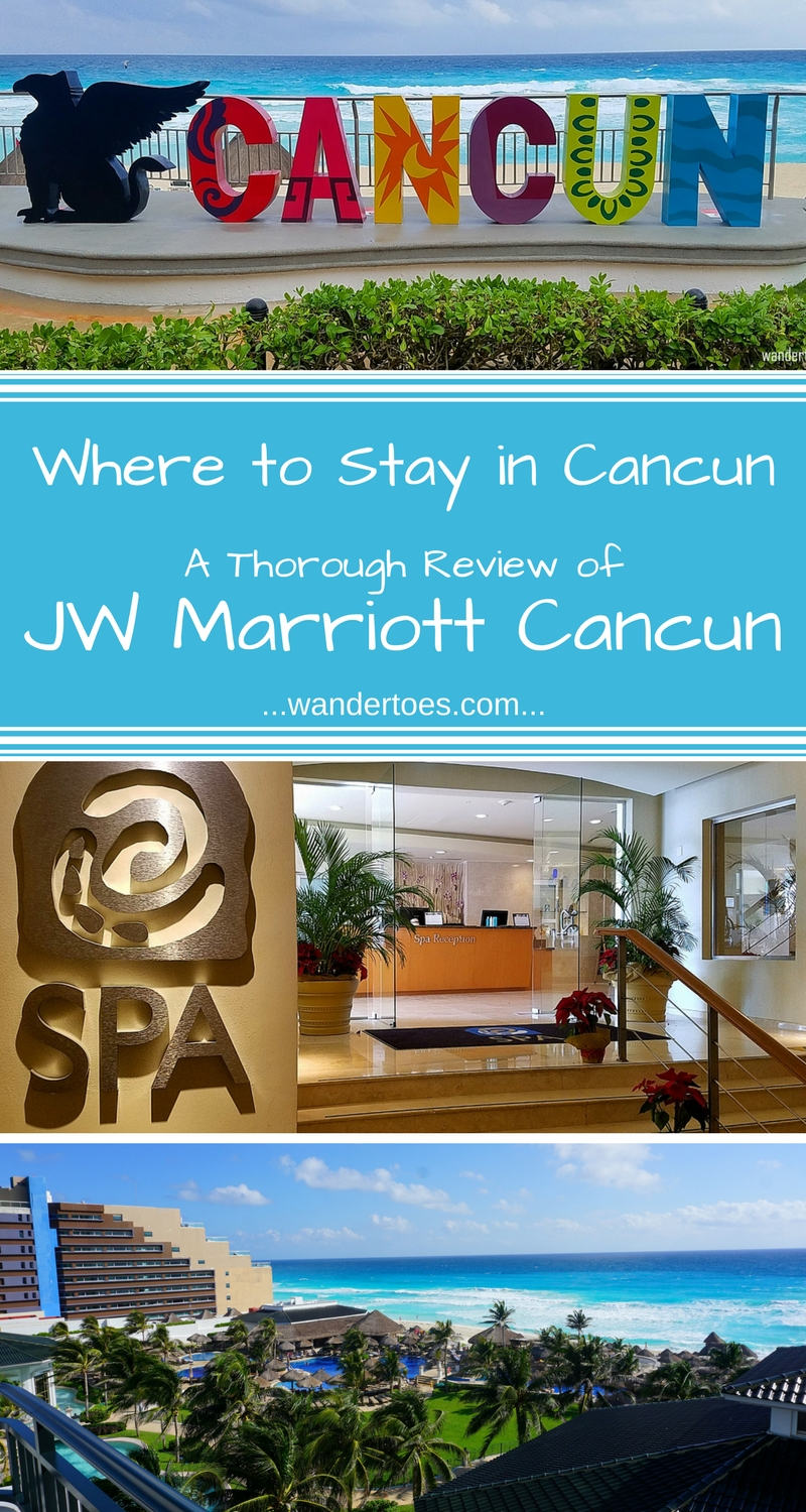 Cancun, Mexico: A thorough review of JW Marriott Cancun