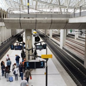 Step-by-Step Guide to Paris CDG Train Station