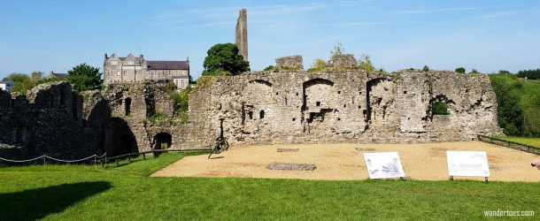 Trim Castle Grounds
