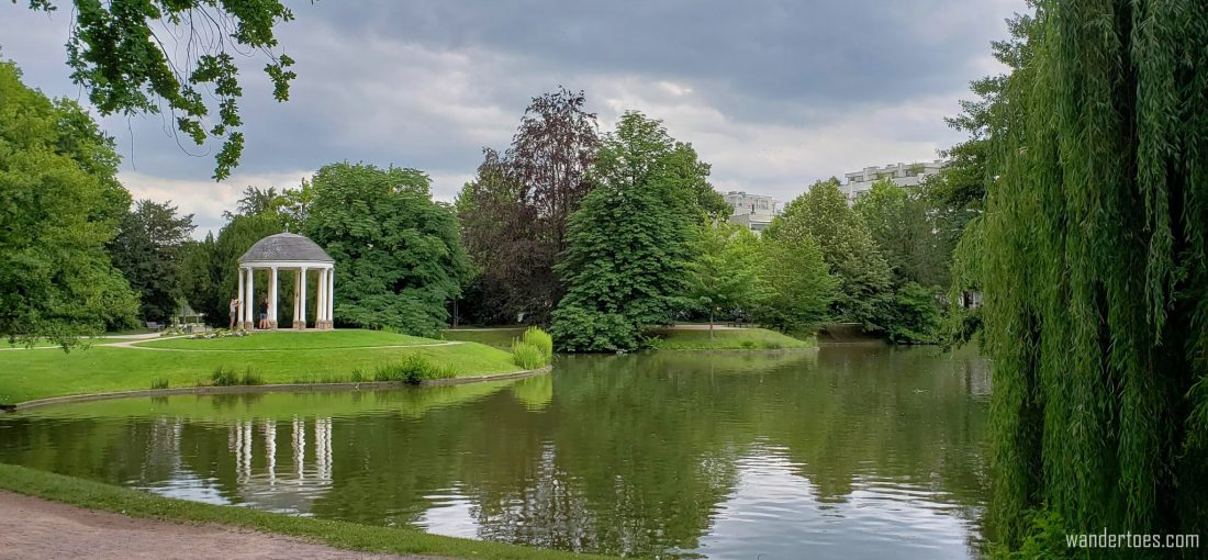 Parc l'Orangerie in Strasbourg France | Things to do in Strasbourg France | Strasbourg France Things To Do