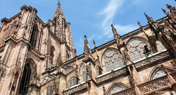 Strasbourg Cathedral | Things to do in Strasbourg France | Strasbourg France Things To Do