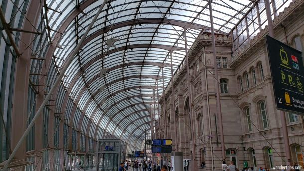 Strasbourg Train Station | Things To Do in Strasbourg France | Strasbourg France Things To Do