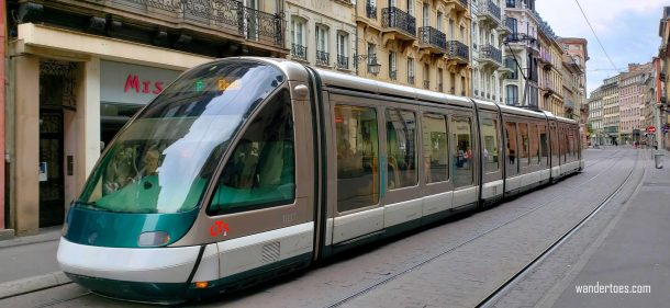 Strasbourg Tram Guide | Strasbourg Tram Map | Things To Do in Strasbourg France