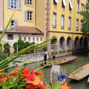 Colmar Day Trip: Historic Sites Guide (with Map!)