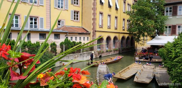 Colmar Day Trip | Colmar Map | Colmar Top Sites | Colmar Historic Walk | Small Towns in France | Colmar France