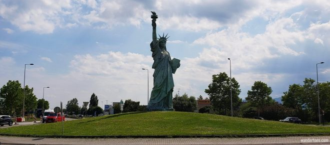 Day Trips from Strasbourg France | Colmar France | Statue of Liberty | Colmar Statue of Liberty