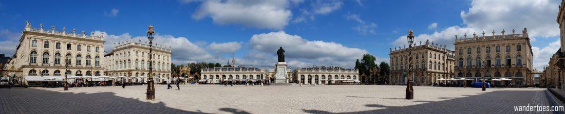 Day Trips from Strasbourg France | Nancy France | Place Stanislas