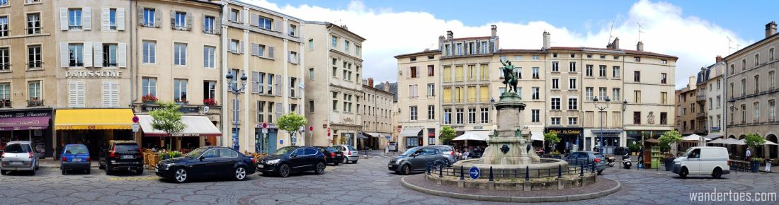 Place Saint-Epvre | Things to do in Nancy France | Nancy France Map | Nancy France Things to do | Nancy France Points of Interest | UNESCO World Heritage