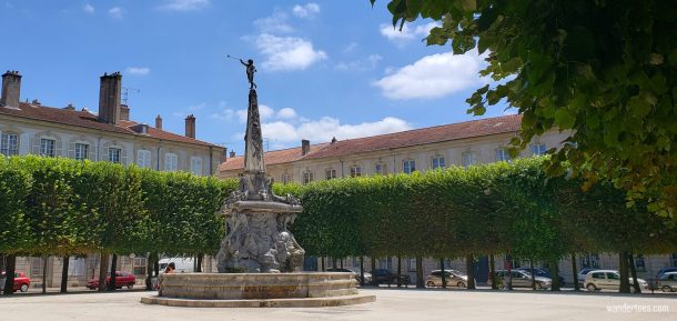 Place de l'Alliance | Things to do in Nancy France | Nancy France Map | Nancy France Things to do | Nancy France Points of Interest | UNESCO World Heritage