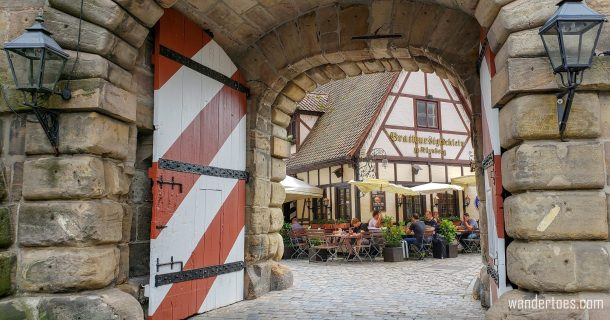 Handwerkerhof | Things to do in Nuremberg Shopping