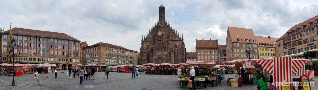 Nuremberg Hauptmarkt | Things to do in Nuremberg