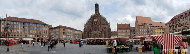 Nuremberg Hauptmarkt | Things to do in Nuremberg