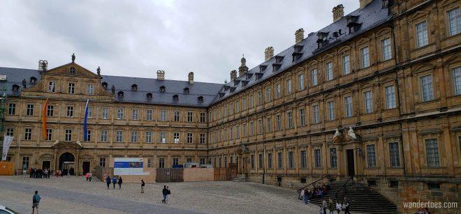 Bamberg Day Trip by Train, Bamberg Neue Residenz, Bamberg New Residence