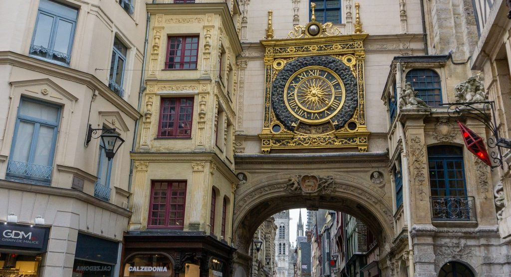 Rouen Gros Horloge | Rouen Day Trip | Is Rouen Worth Visiting?