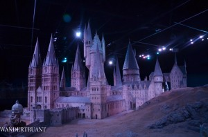 Hogwarts at twilight