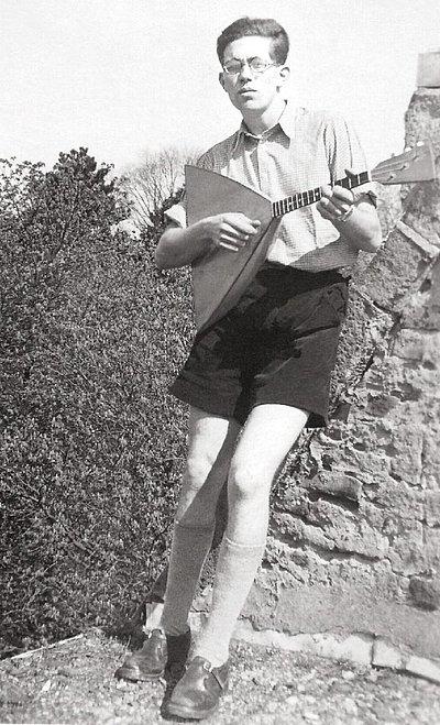 Michael Jovy - Photo Bundesarchiv