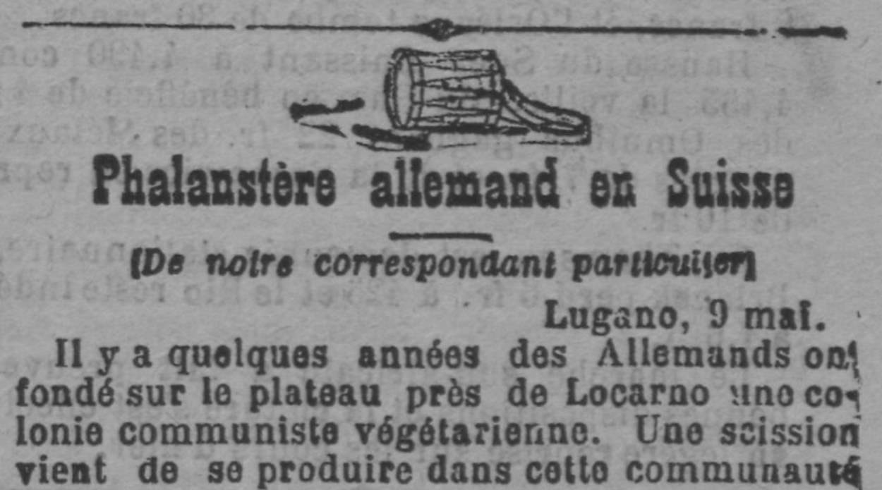 1906-05-11_Le_Rappel__Monte Verita - titre