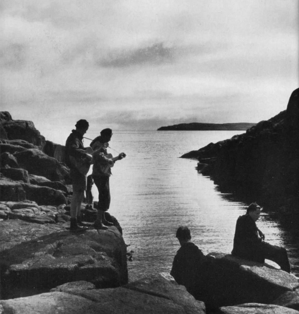Nerother Wandervogel - Raid sur les Iles Féroé