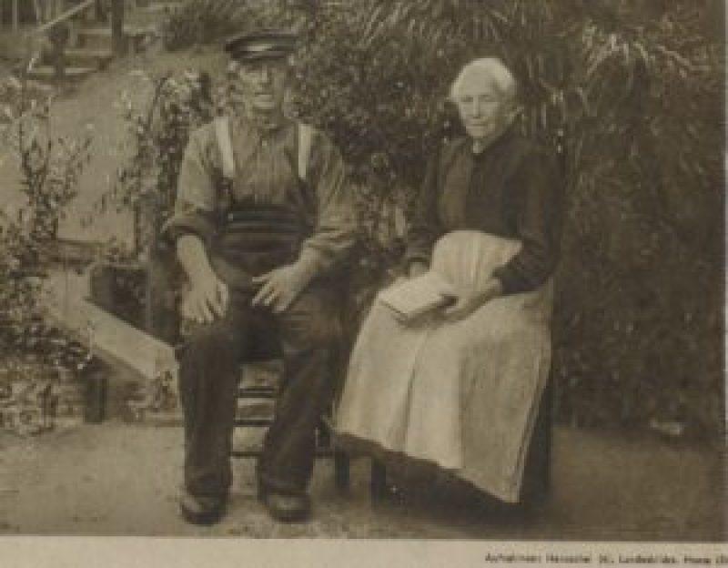 Les parents de Johann Kinau (Gorch Fock)