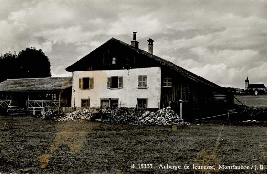 Auberge de jeunesse - Montfaucon