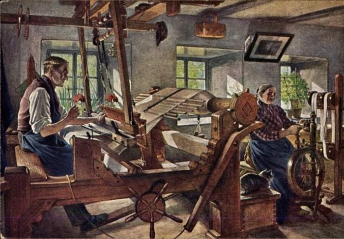 Meinholds-Handwerkerbild-Tisserand