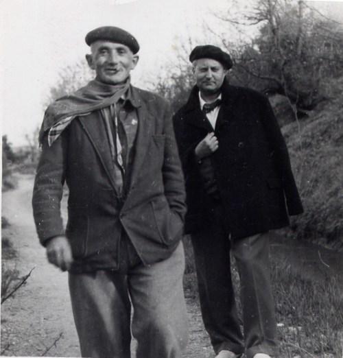 Lucien Jacques et Jean Giono