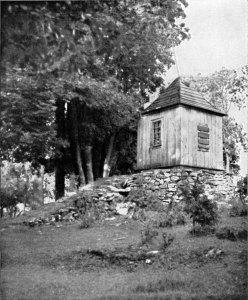 Cabane dans laquelle le corps de Walter Flex a été déposé après sa mort