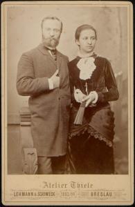 Rudolf flex et Margarete Pollack-Flex
