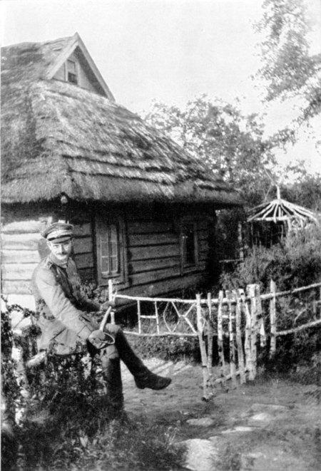 Sur le front de l'est, Moldewitsche, aout 1916_web
