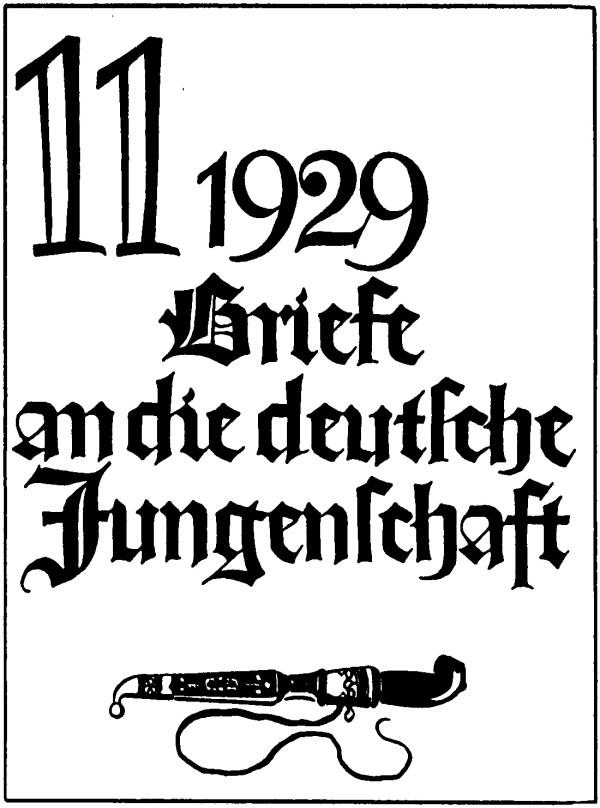 d.j. 1.11. deutsche Jugenschaft