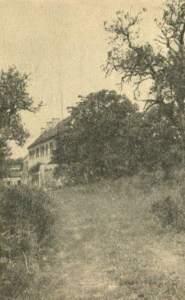 Manoir-du-frouet - Auberge Marie Colmont